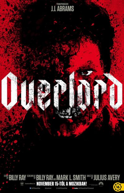 Overlord – Plakát
