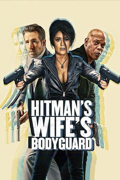 The Hitman's Wife's Bodyguard – Plakát