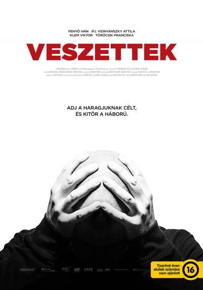 Veszettek – Plakát