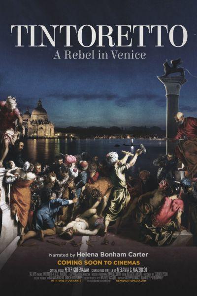 A művészet templomai: Tintoretto - Egy lázadó Velencében – Plakát