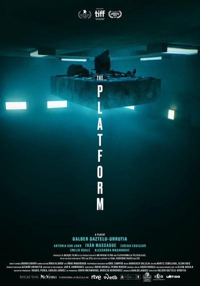 A platform – Plakát