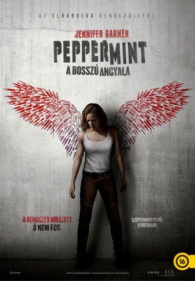 Peppermint: A bosszú angyala – Plakát