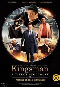 Kingsman: A titkos szolgálat – Plakát