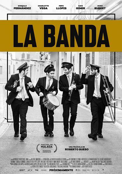 A zenekar – Plakát