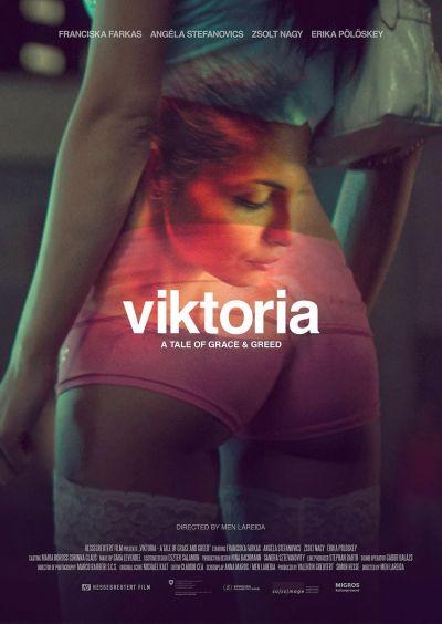 Viktória - A zürichi expressz – Plakát