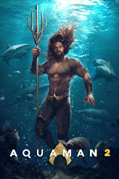 Aquaman 2 – Plakát