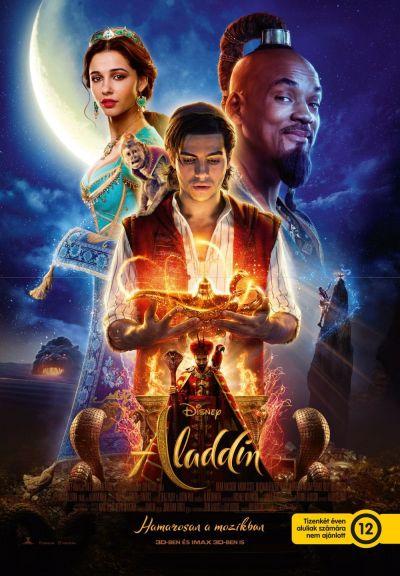 Aladdin – Plakát