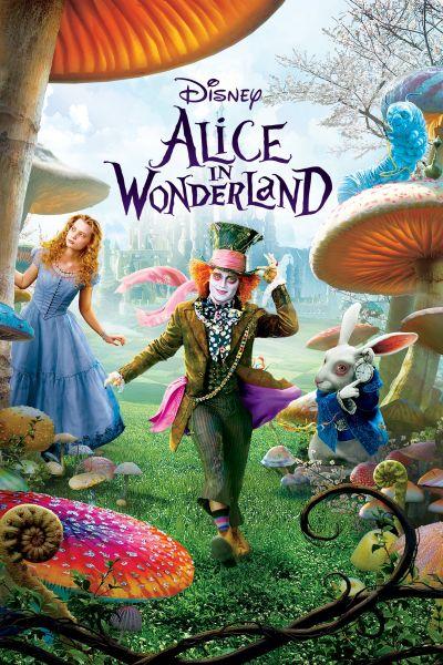 Alice Csodaországban – Plakát