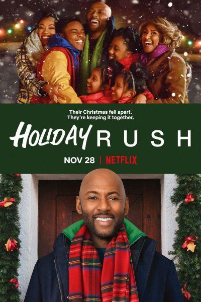 Holiday Rush – Plakát