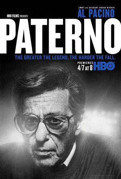 Paterno - Eltemetett bűnök – Plakát