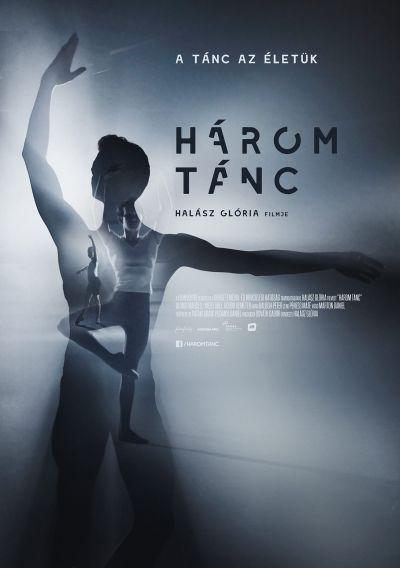 Három tánc – Plakát