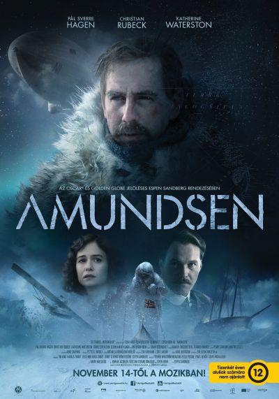 Amundsen – Plakát