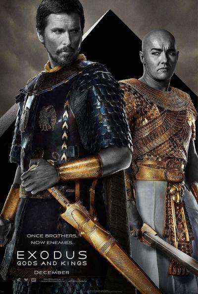 Exodus: Istenek és királyok – Plakát