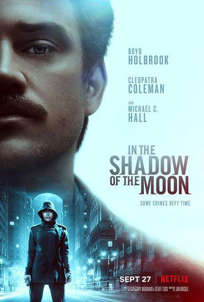 A hold árnyékában – Plakát