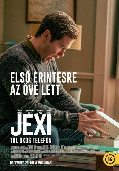 Jexi - Túl okos telefon – Plakát