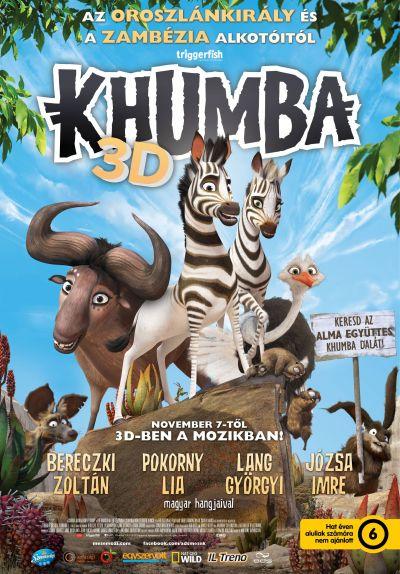 Khumba – Plakát