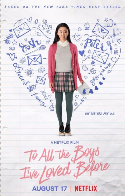 To All the Boys I've Loved Before – Plakát