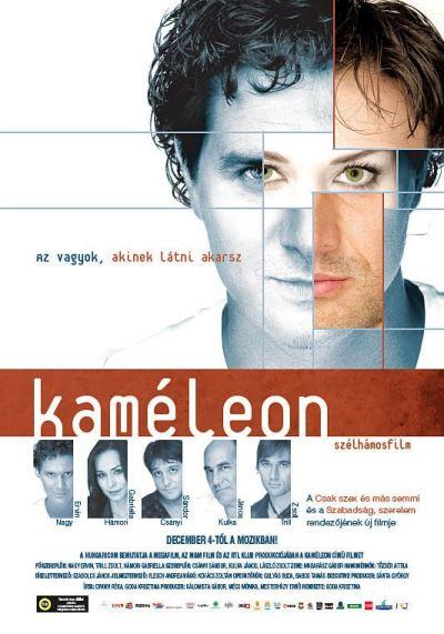 Kaméleon – Plakát