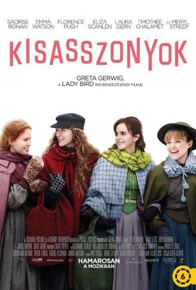 Kisasszonyok – Plakát