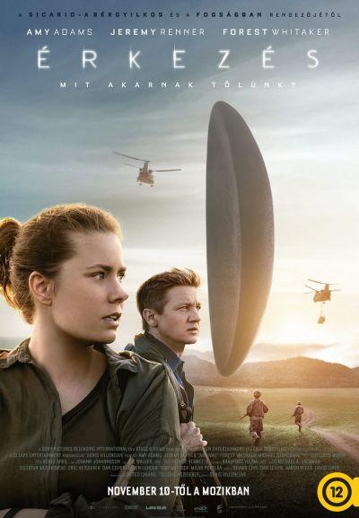 Érkezés – Plakát