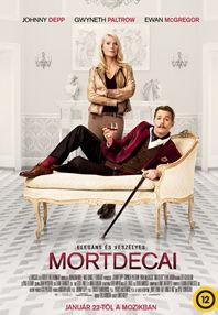 Mortdecai – Plakát