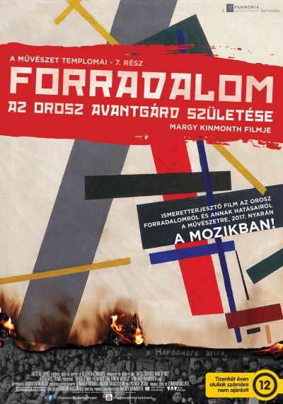 A művészet templomai: Forradalom - Az orosz avantgárd születése – Plakát