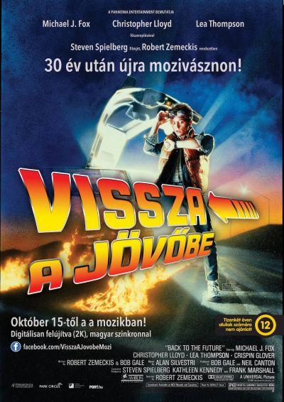 Vissza a jövőbe – Plakát