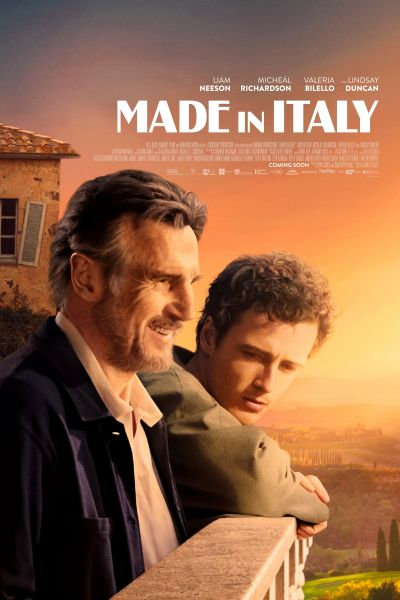 Made in Italy – Plakát