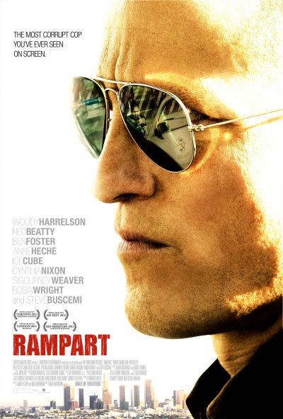 Rampart – Plakát