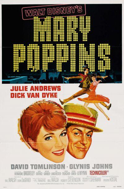 Mary Poppins – Plakát
