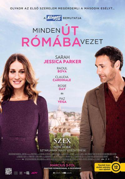 Minden út Rómába vezet – Plakát