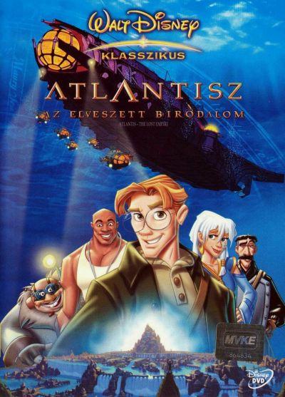 Atlantisz - Az elveszett birodalom – Plakát