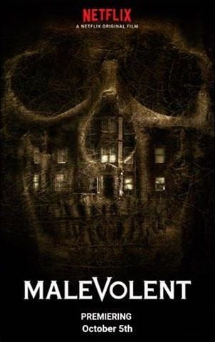 Malevolent – Plakát