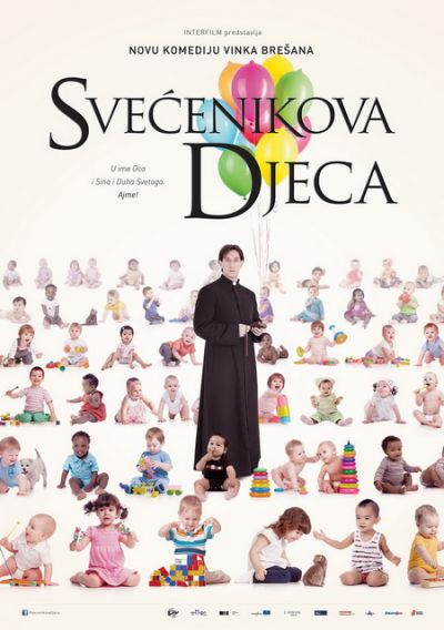 A pap gyermekei – Plakát