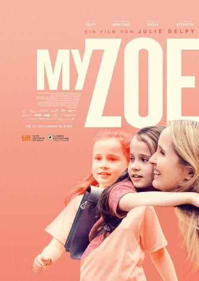 Az én Zoém – Plakát