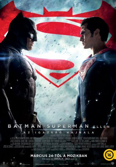 Batman Superman ellen - Az igazság hajnala – Plakát