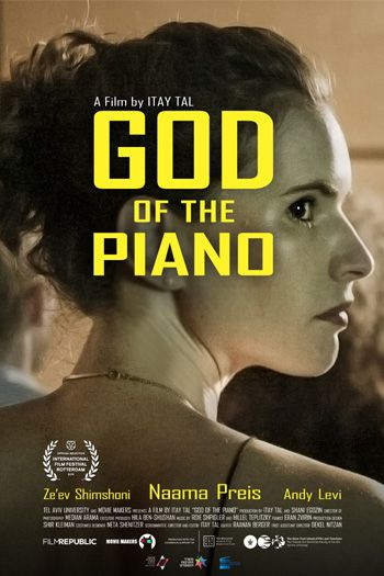 A zongora istene – Plakát