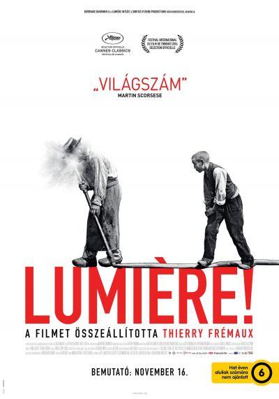 Lumière! – Plakát