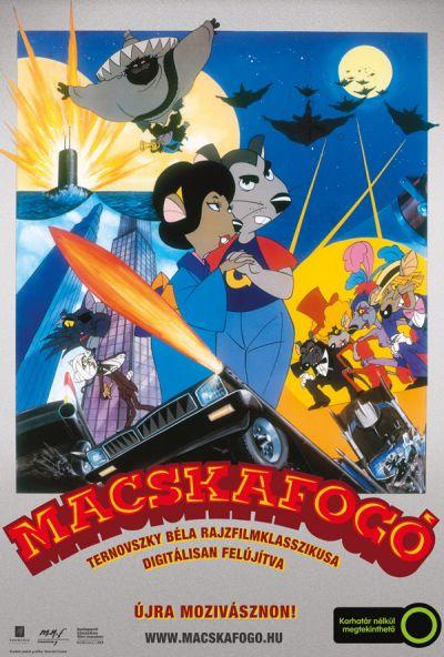Macskafogó – Plakát