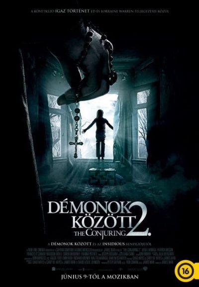 Démonok között 2. – Plakát