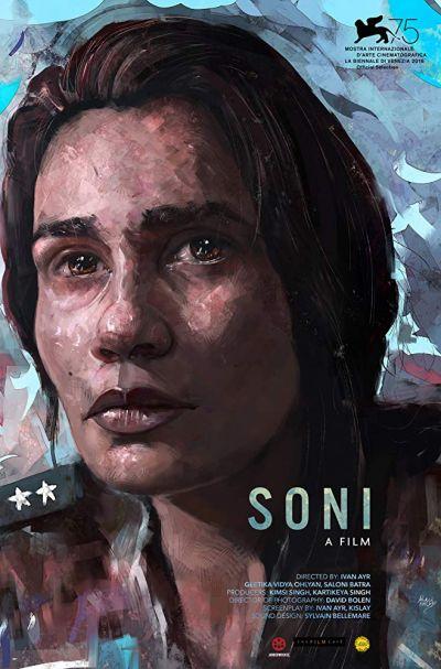 Soni – Plakát