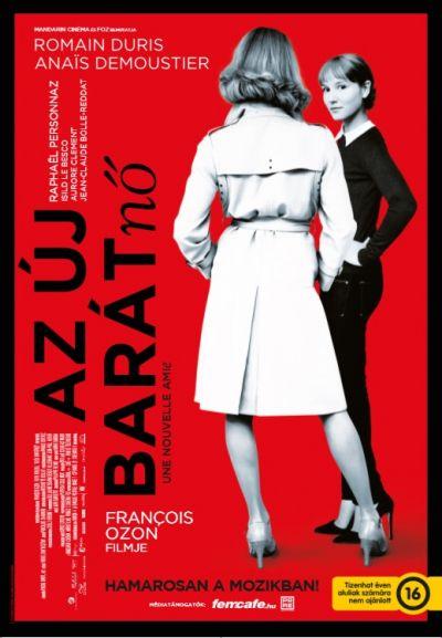 Az új barátnő – Plakát