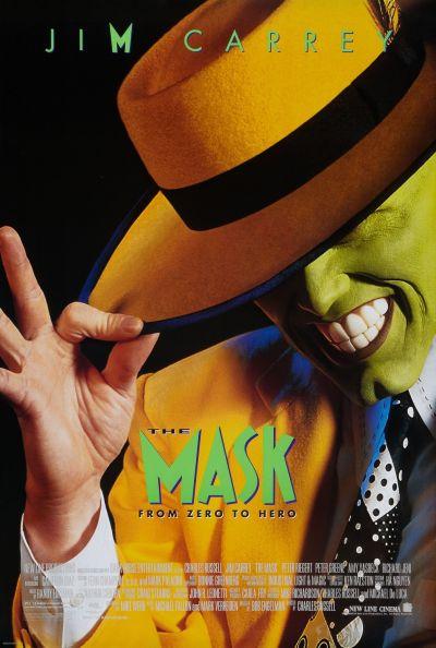 A maszk – Plakát