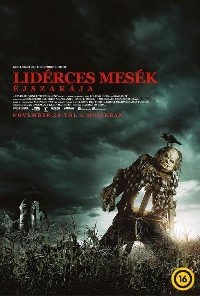 Lidérces mesék éjszakája – Plakát