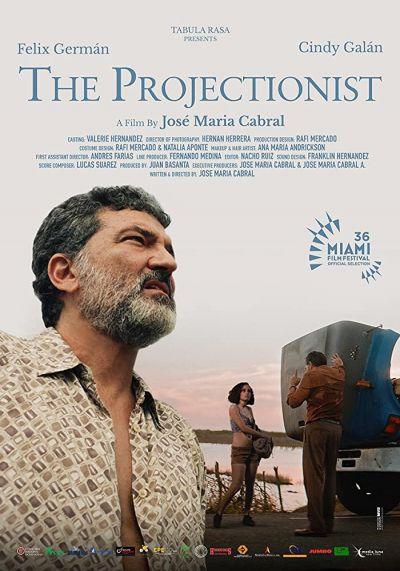A filmvetítő – Plakát