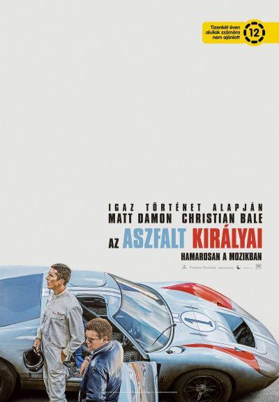 Az aszfalt királyai – Plakát