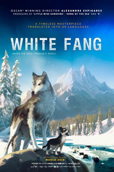 Fehér Agyar – Plakát