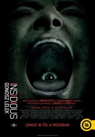 Insidious: Gonosz lélek – Plakát