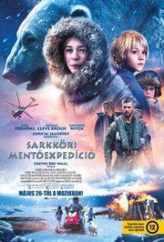 Sarkköri mentőexpedíció – Plakát