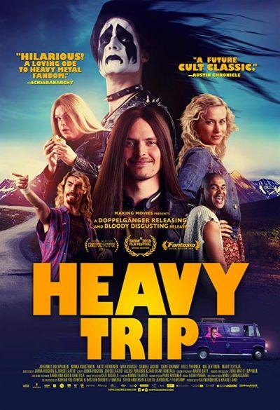 Heavy Trip – Plakát